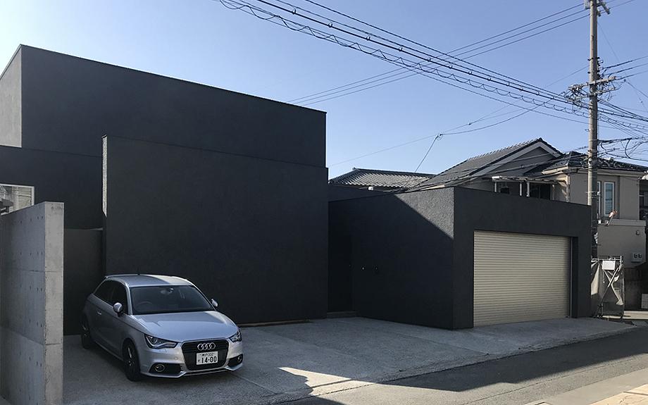 堺市百舌鳥のコートハウス 外観の写真