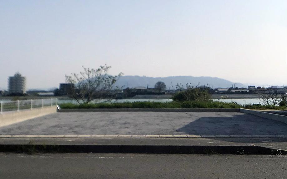 徳島市の新プロジェクト 敷地写真