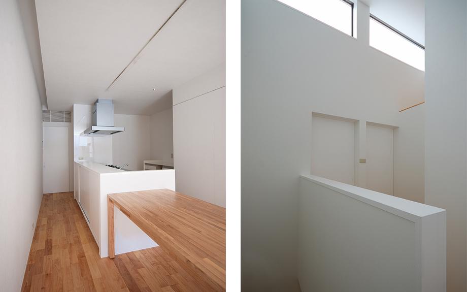 大阪府堺市にある戸建て住宅、内観実例