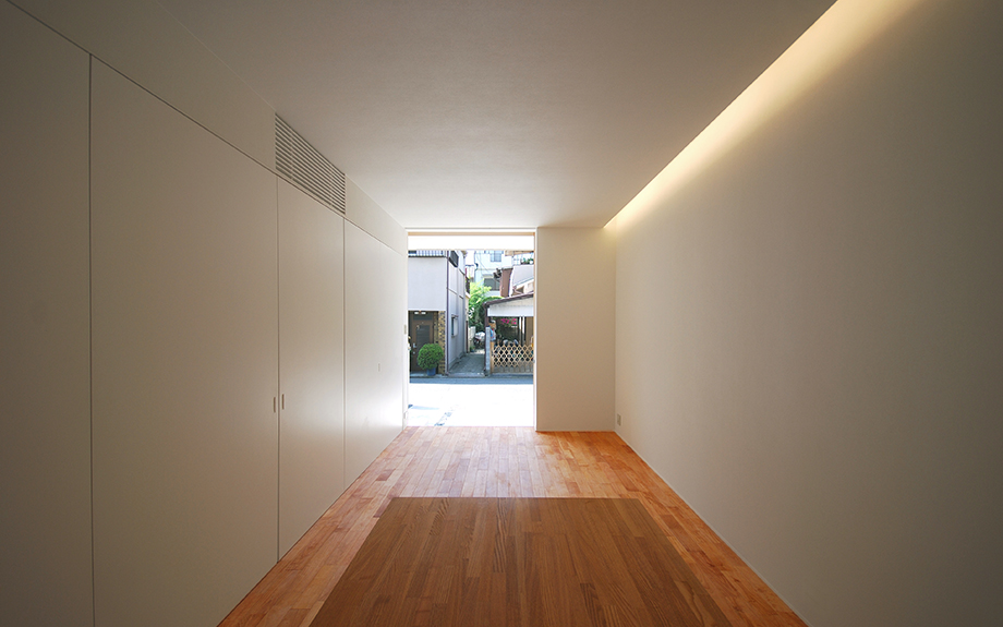大阪府堺市にある戸建て住宅の内観実例写真