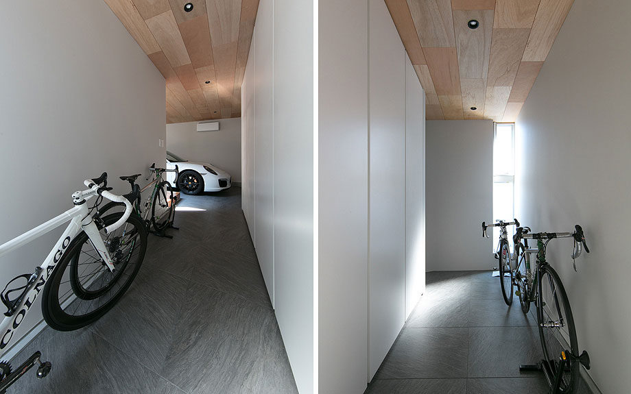 ロードバイク, 趣味 ,ガレージ ,注文住宅